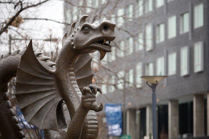 Carroll - Drexel University Dragon