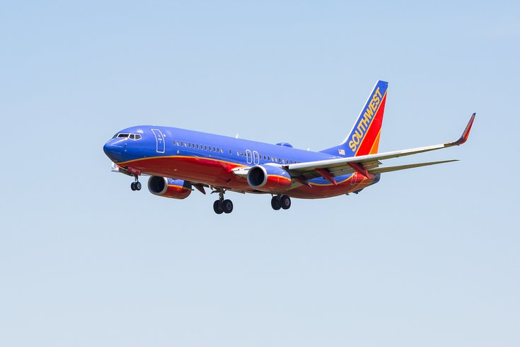 Southwest Airlines investigating claims a passenger was masturbating