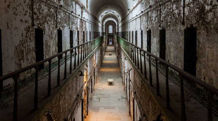 Carroll_Stock - Eastern State Penitentiary