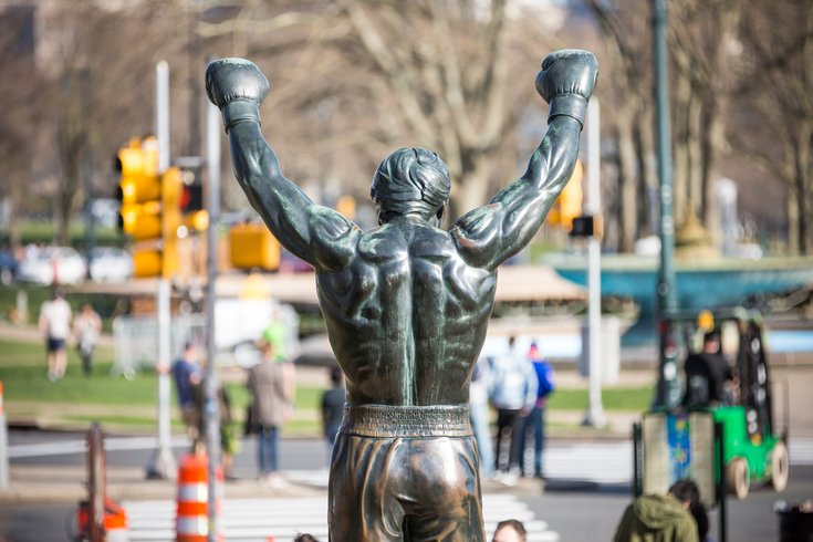 Philadelphia mayor accepts Brockton mayor's Rocky statue wager