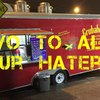 Grubaholics food truck Frankford & Girard