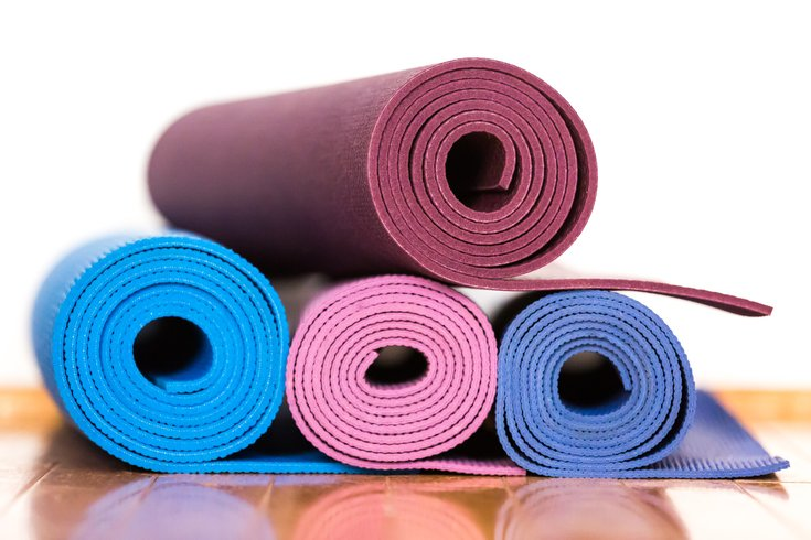 Yoga mats Stock_Carroll