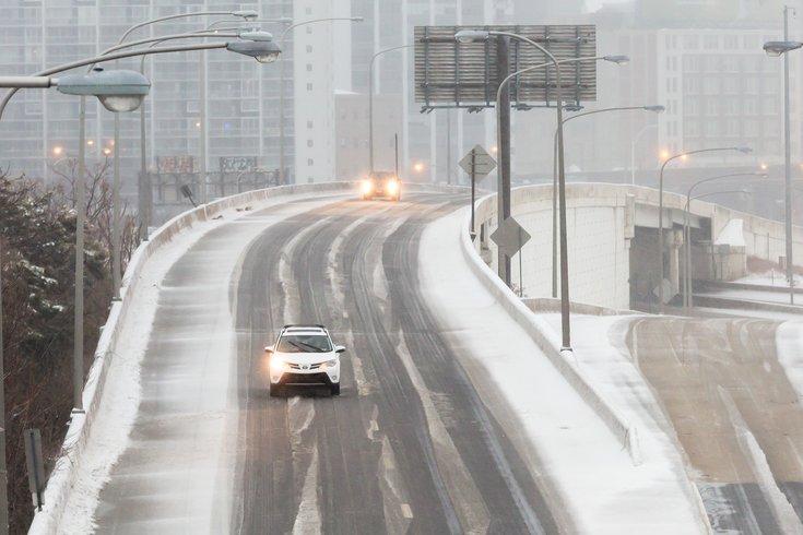Carroll - Snow on I-76