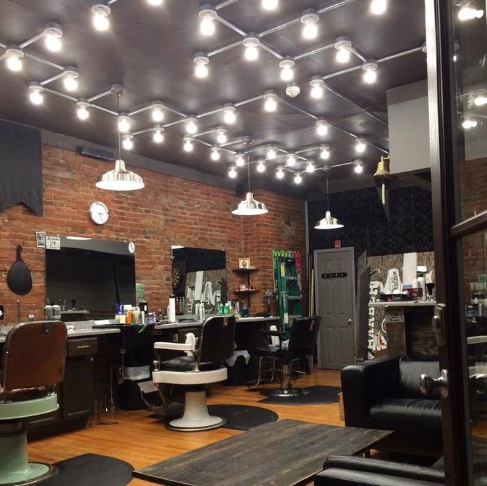 Man Cave Barber Vaughan : Five philly barbershops with old school vibes and quality