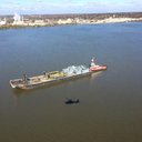10302015_barge_aground_Delaware_CG