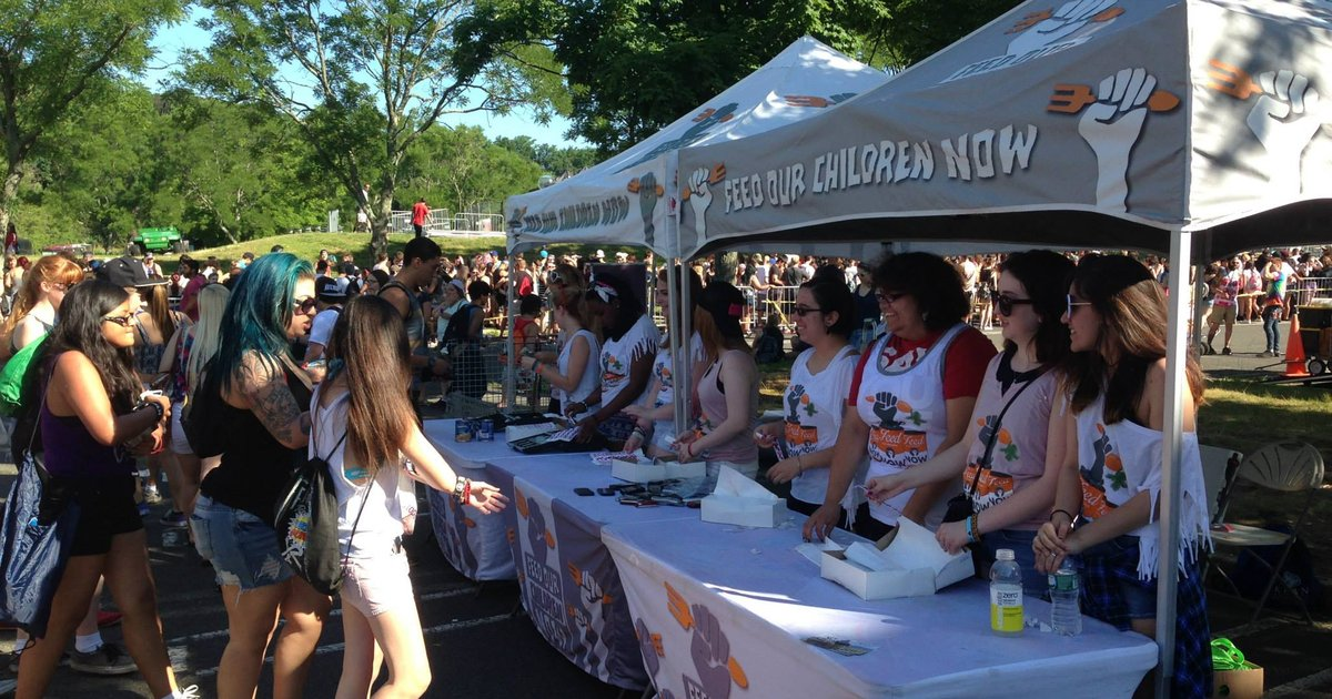 Camden will attempt to break largest food drive record