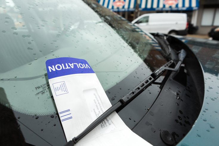 Person, 'feeling guilty,' pays 44-year-old parking ticket