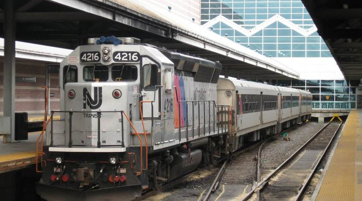 NJ Transit train strike