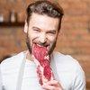 11132017_Man_chews_meat_iStock