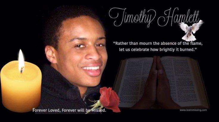 Timothy Hamlett
