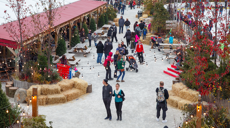 Winterfest Brewfest returns to Blue Cross RiverRink