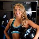 Philadelphia Soul Cheerleader
