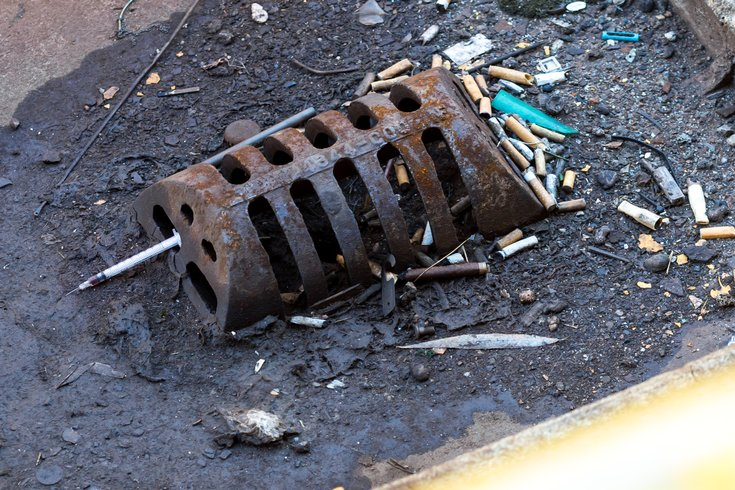 City Of Philadelphia Set To Open Safe-Injection Sites For Heroin Users