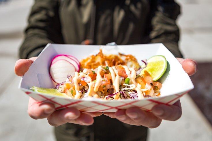 Stock_Carroll - Food truck street food