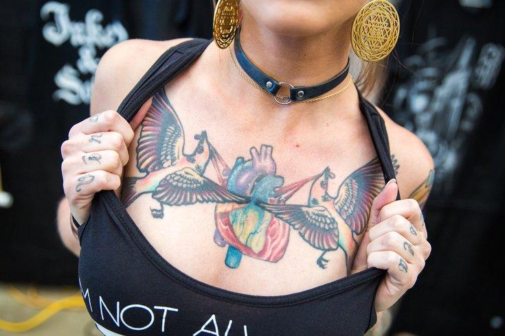 Carroll - Wildwood Tattoo Convention
