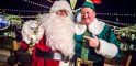 Carroll - Jim Kenney and Mark Squilla Dressed as Santa and Buddy the Elf