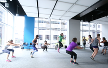 Interval Training at Independence LIVE