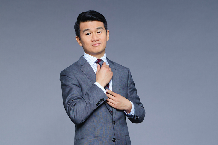 Image result for Ronny Chieng, senior correspondent on the satirical news program The Daily Show