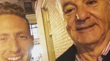 Bill Murray Philadelphia