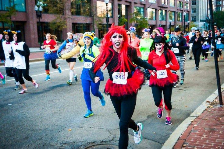 Philadelphia Costume Dash