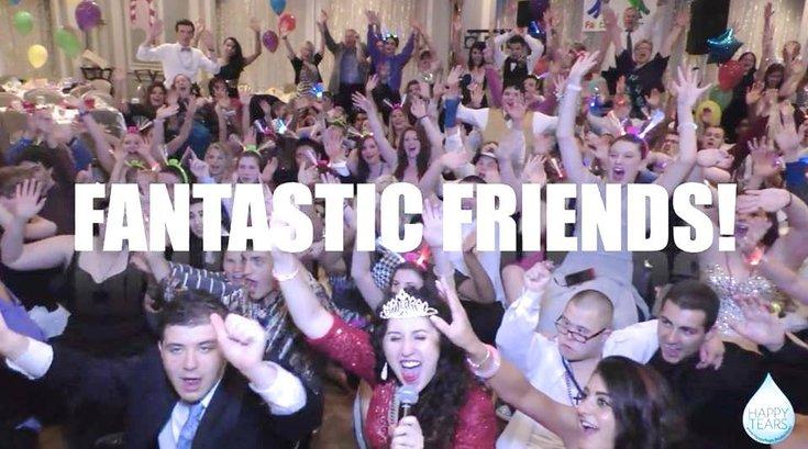 Fantastic Friends Tweens and Teens Special Needs Social Group