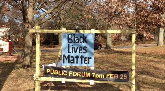 Black Lives Matter Cherry Hill