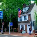Betsy Ross House in Summer