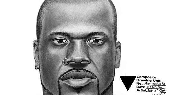 Robbery Suspect British Accent