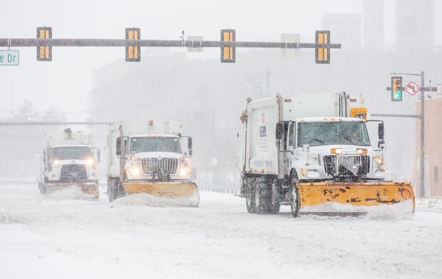 Carroll - Snow Plow Truck