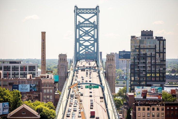 Stock_Carroll - Benjamin Franklin Bridge