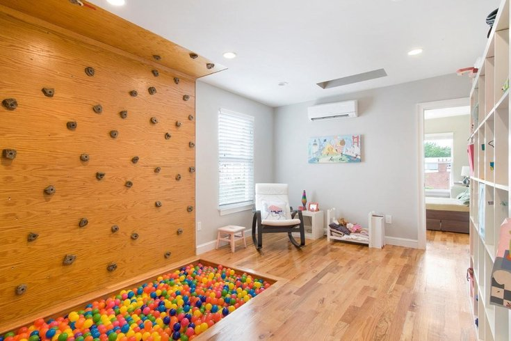 Ball Pit House