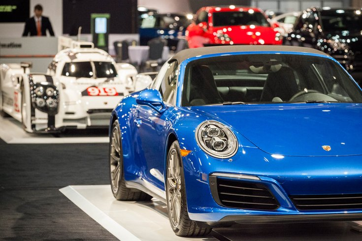 Philly Car Show: Philly Auto Show Aims To Put Millennials In The Driver's