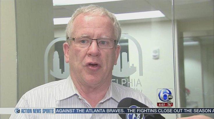 Vince Fenerty Philadelphia Parking Authority
