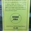 Soda Tax Fink's