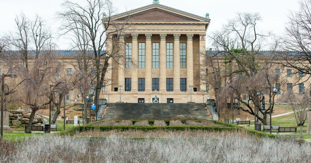 Philadelphia museum of art park house guides