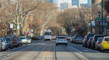 Trolley West Philadelphia