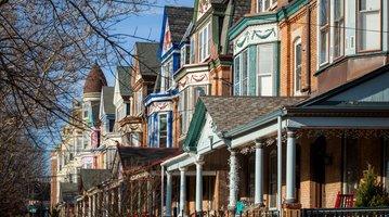 West Philadelphia Row Home