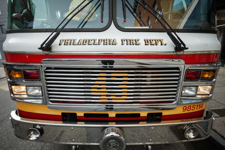 Firefighters hurt in North Philly rowhouse blaze, collapse