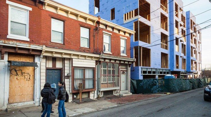 Brewerytown gentrification