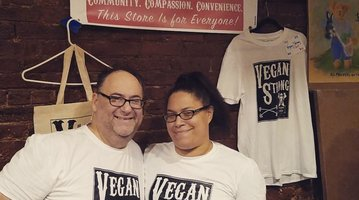 Vegan Kickstarter