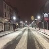 Snow South Street