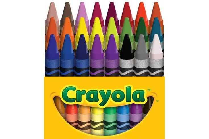 crayola is retiring one of its crayon colors phillyvoice