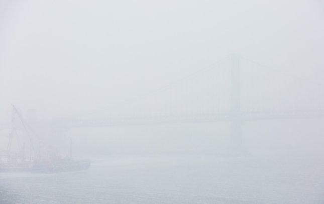 Carroll - Snow Benjamin Franklin Bridge