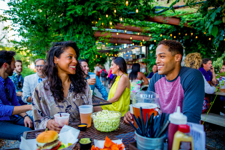 Center City District Sips Returning For Its 15th Summer Phillyvoice