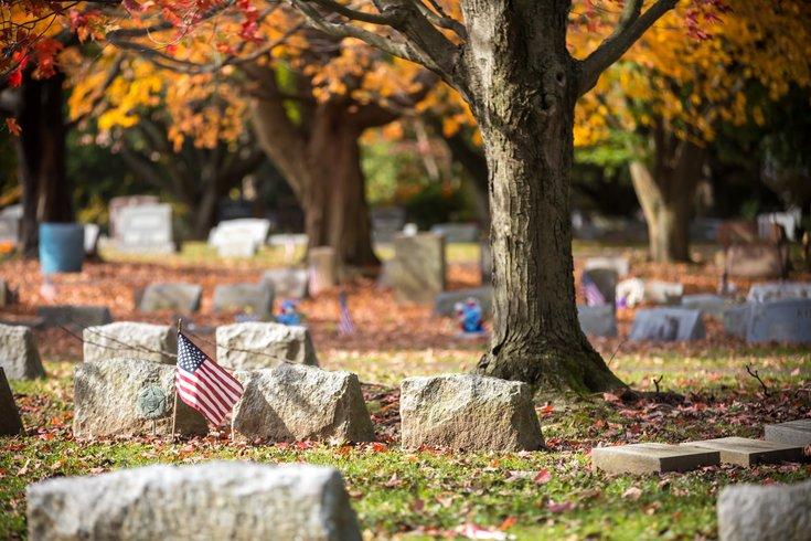 Stock_Carroll - Cemetery in New Jersey