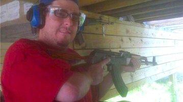 Hickey and a gun