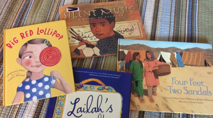 Children's Books Against Islamophobia