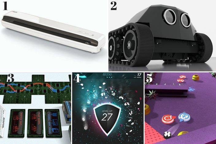 Gadgets & Games