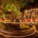 Holiday Garden Railway Morris Arboretum