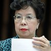Margaret Chan, Director-General of the World Health Organization.